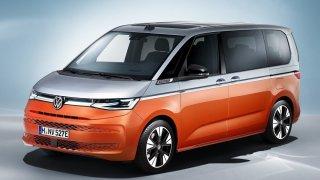 Volkswagen představil nový Multivan. Milovníci dosluhujících velkých MPV mohou jásat