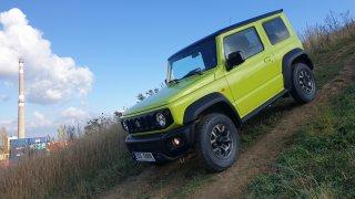 Suzuki Jimny bude ještě větší podpultovkou. Výroba nestíhá a není velký zájem ho v EU prodávat