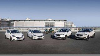 Opel modelová edice 120 let