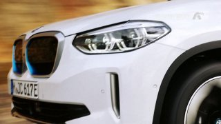 Auto news: BMW iX3, Ford Mustang Mach-E 1400, Mazda BT-50, VW Tiguan 2021