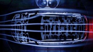 Audi e-tron aerodynamika