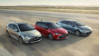 Testovali jsme novou Toyotu Corolla. Vyzkoušeli a porovnali jsme hatchback, sedan i kombík