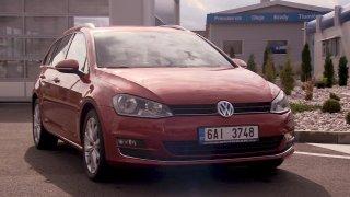 Test ojetého VW Golf 7