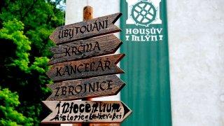 Fotr v Česku - Housův mlýn