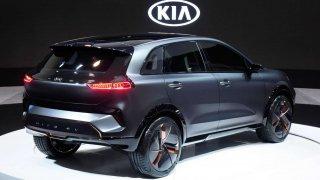Kia na CES 2018 představila koncepční vůz Niro EV Concept. Kombinuje design moderního kompaktního SUV s elektrickým pohonem.