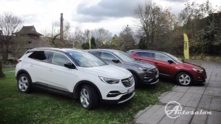 Sedany a kupé Opel pohon 4x4 měly, nová SUV ne. Víme proč!