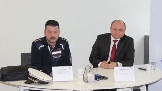Ředitel dopravní policie Jiří Zlý
