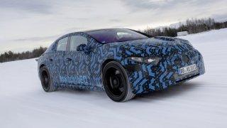 Mercedes v Česku trhá rekordy. Kupujete čím dál více elektromobilů, libuje si jeho ředitel