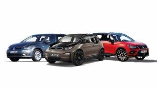 Auta na zemní plyn jsou podle německých testů ekologičtější než elektromobily. Vyhrála i Fabia