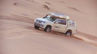 Nová rodinná soutěž s expedičním vozem VW Amarok!