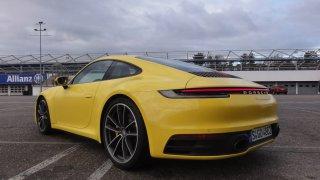 Porsche 911 exteriér 4