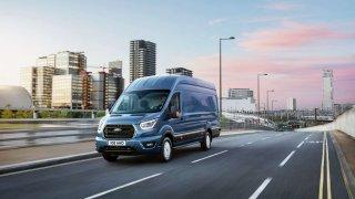 Ford Transit se inspiroval v leteckém průmyslu