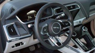 Jaguar I-Pace interier  1