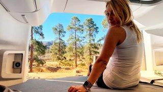 S VW Grand California na Kanárských ostrovech. Jak jezdí sen moderních hipíků?
