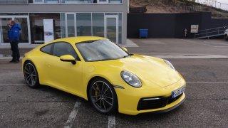 Porsche 911 exteriér 3