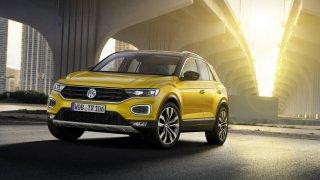 Volkswagen má nové SUV. T-Roc je stylový prcek