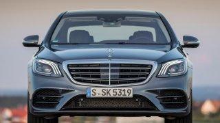 Mercedes třídy S vstupuje na český trh