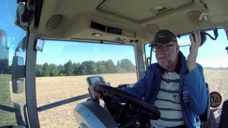 Traktor vs. humvee