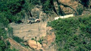 Fotr na tripu 26: Přelezli jsme přes průsmyk Abano po jedné z nejnebezpečnějších silnic světa