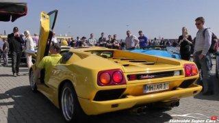 Jak se couvá s Lamborghini Diablo? Praktické to není