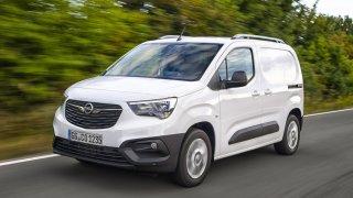 Opel Combo 2019 2