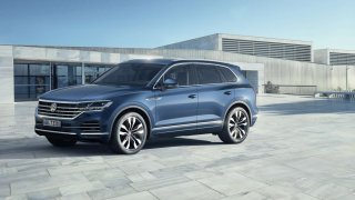 Volkswagen představil v Číně třetí generaci modelu Touareg