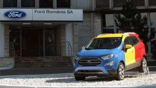 Ford začne v rumunské Craiově vyrábět další model