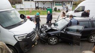 nehoda kampaň