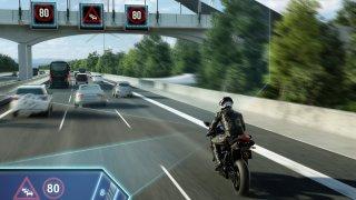 Asistent sledování dopravních značek