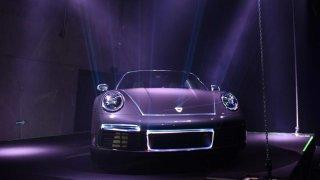 Porsche 911 osmé generace 1