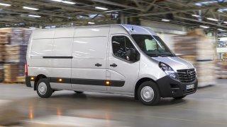 Opel Movano 2019 2