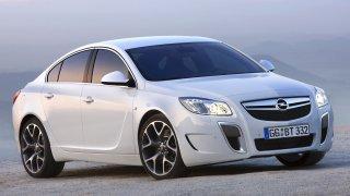Opel Insignia OPC 4