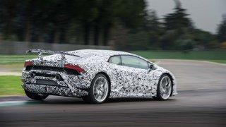 Lamborghini Huracán už není jen stylovka, ale také