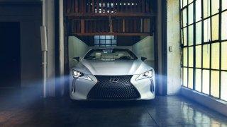 Lexus LC Convertible Concept 2