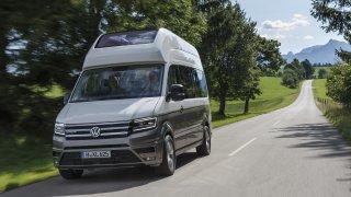 VW California XXL je sen cestovatelů. 2