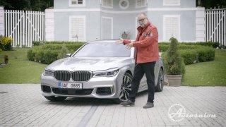 Expert Pepa a test BMW 760 Li M Performance