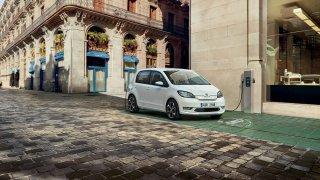 Elektrická Škoda Citigo za cenu běžné? Ministerstvo spustí dotaci na nákup elektromobilů