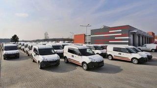 Elektrikáři budou využívat Opel Combo