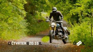 Ve čtvrtečním Autosalonu vás čeká výstava ve Frankfurtu i parádní motorka Triumph
