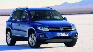 Pětiletý Volkswagen Tiguan první generace si pořiďte s motorem TDI. Nákupem v zahraničí ušetříte