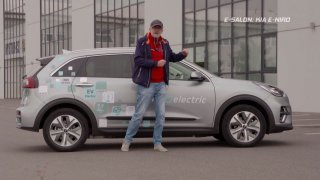 Recenze SUV na elektřinu, vozu Kia e-Niro