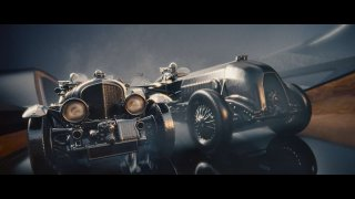 Bentley 100 let