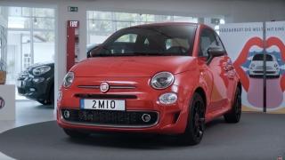 Fiat slaví 2 000 000 pětistovek. Z malé stylovky je klasika