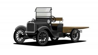 Historie pickupů od Chevroletu. 1