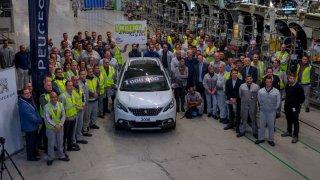 Peugeot 2008 slaví milion
