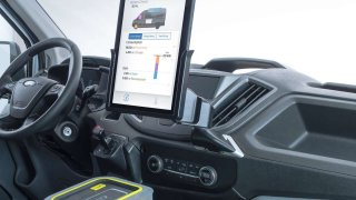 Ford Transit Electric Smart Energy Concept 2
