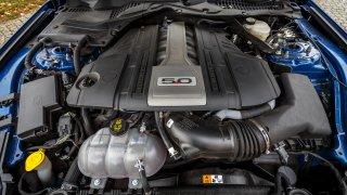 Ford Mustang exteriér 15