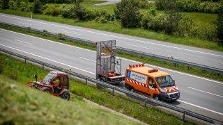 ŘSD - Údržba dálnice
