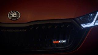 Oficiálně potvrzeno: nová Škoda Octavia RS jako plug-in hybrid