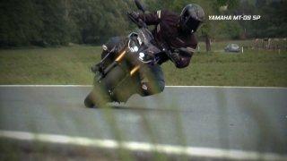 Recenze motocyklu Yamaha MT-09 SP (repríza)